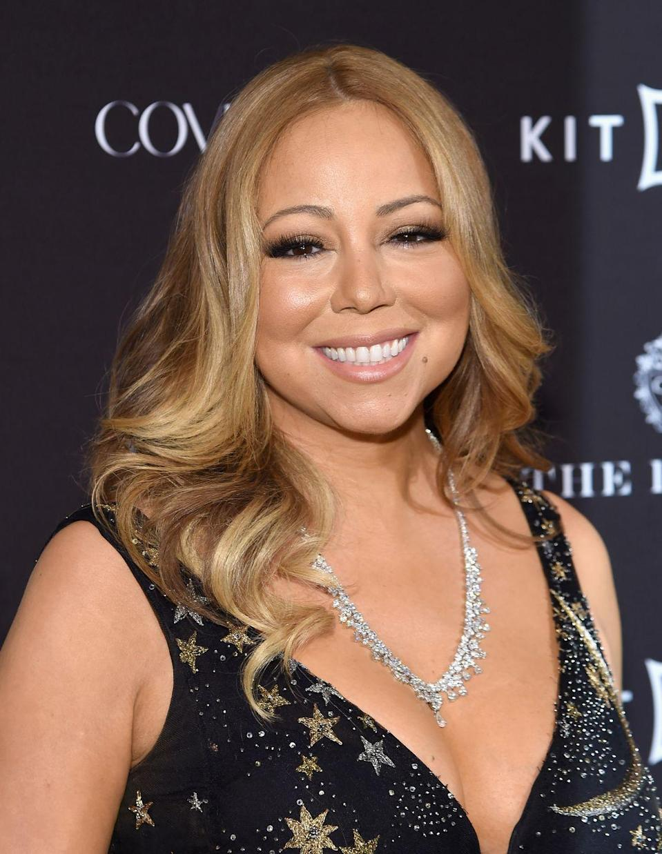 """<p>Carey plays herself in the 2001 film <em>Glitter </em>and was definitely not a fan. She told Andy Cohen it was her <a href=""""http://hiphollywood.com/2013/12/mariah-carey-talks-glitter-biggest-regret-ever/"""" rel=""""nofollow noopener"""" target=""""_blank"""" data-ylk=""""slk:biggest regret"""" class=""""link rapid-noclick-resp"""">biggest regret</a>. """"It was a horrible couple of years and then I had to get my momentum back for people to let it go.""""</p>"""
