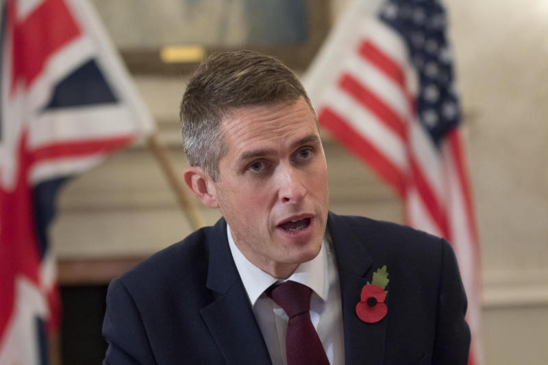 <strong>New Defence Secretary Gavin Williamson has declared his view that British jihadis fighting for so-called Islamic State should be killed</strong> (PA Wire/PA Images)