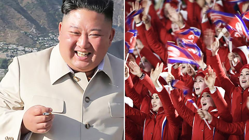 North Korea have reportedly decided to withdraw from the upcoming 2021 Tokyo Olympics. Pictures: Getty Images