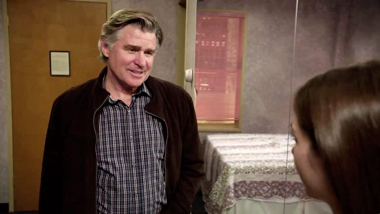 Jake Stanton (Treat Williams), a former football player whose mind begins to deteriorate after a violent athletic career.