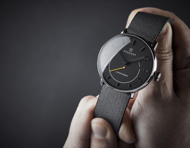 Sequent Ltd. launches smartwatch that uses the human body to charge
