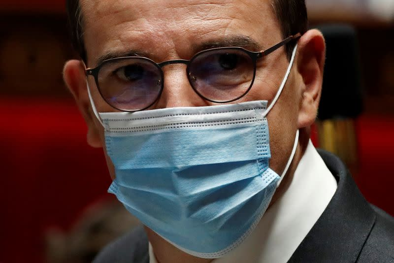 French government says second coronavirus wave threatens but life must go on