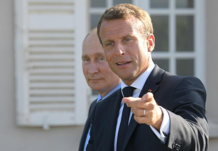 Moscow's crackdown has drawn notably sharp criticism from France, despite its own struggles against the yellow vest movement with the authorities under fire for a heavy-handed response