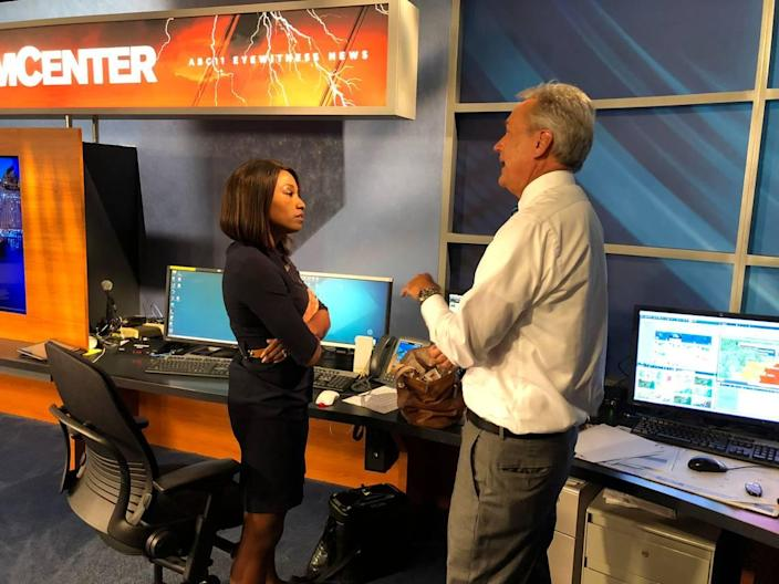 ABC11 meteorologist leaves for a job at ABC's New York branch