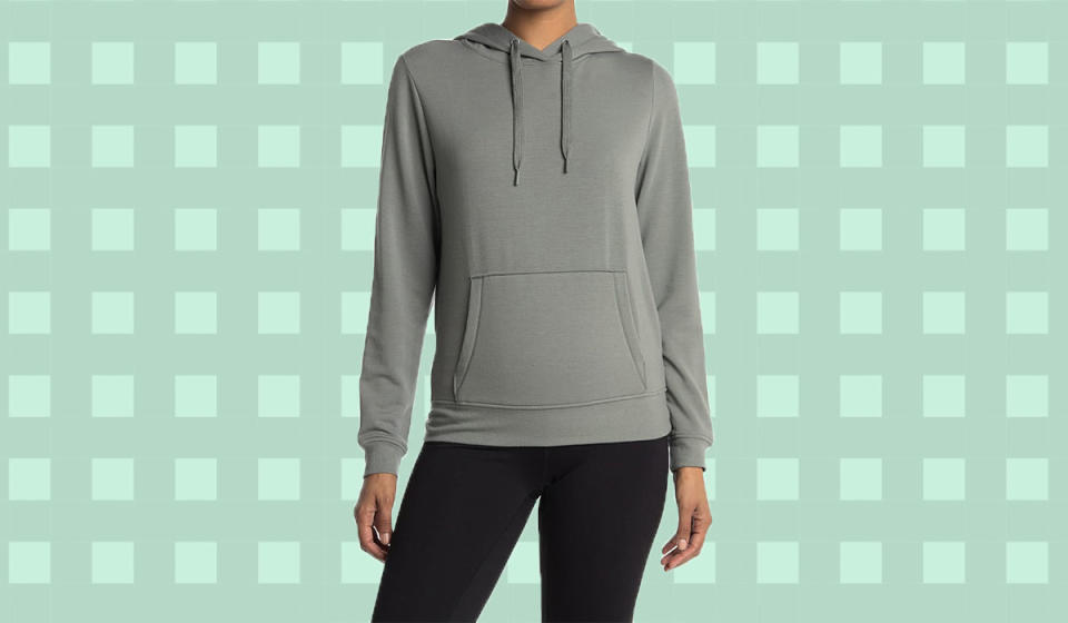 You'll never want to take this hoodie off. (Photo: Nordstrom Rack)
