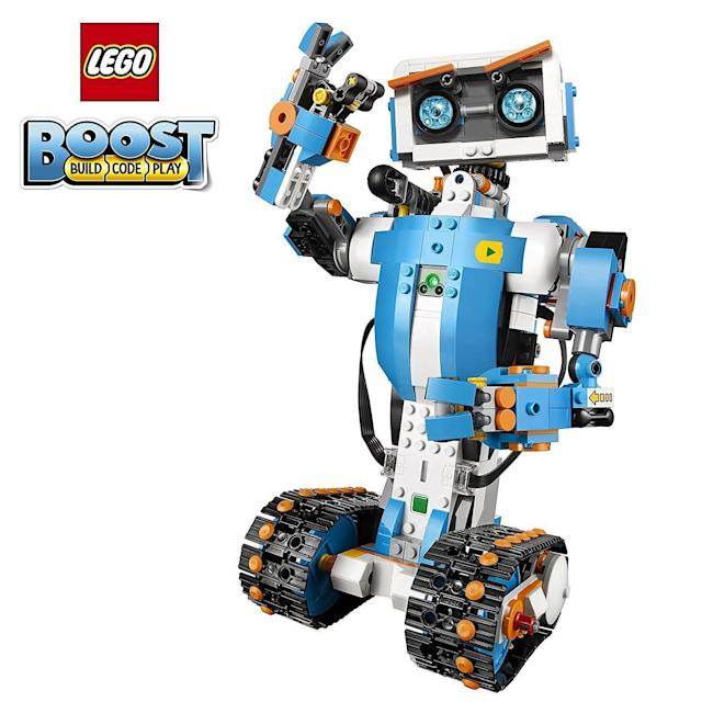 This robot kit for kids is a fun <span>introduction to robotic programming</span>.
