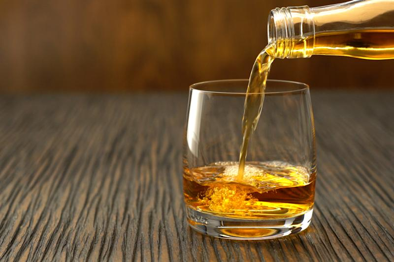 This Rich Tourist Paid $10,000 for Scotch that Was Probably Fake