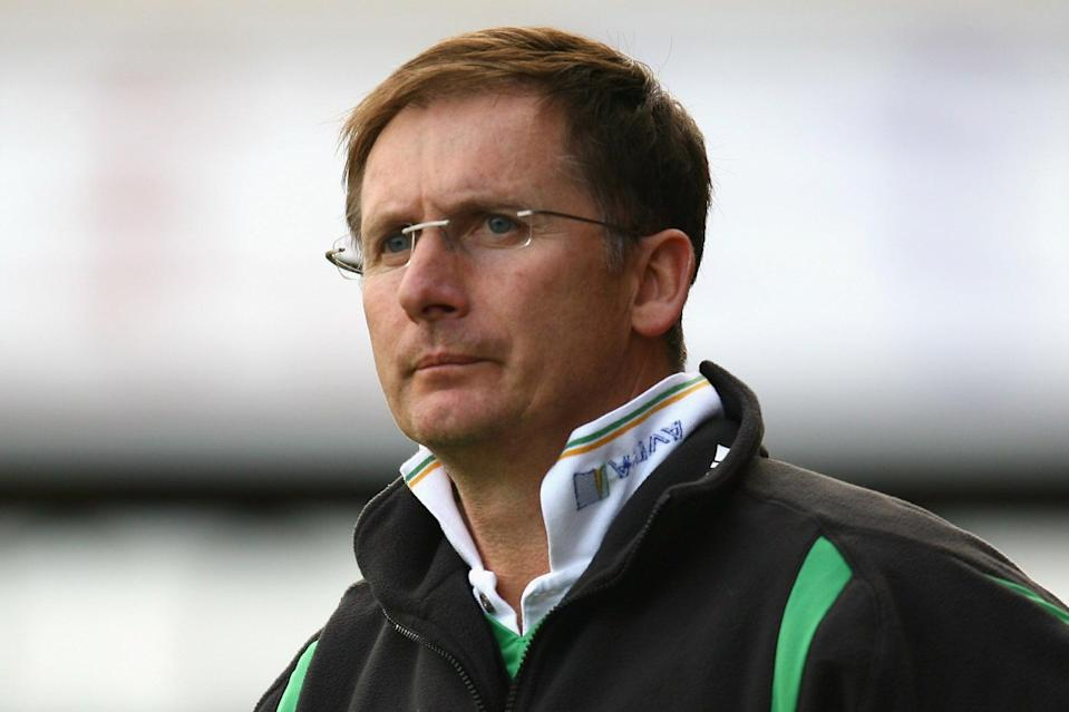 <p>Glenn Roeder - seen here during his time in charge at Norwich - has died at the age of 65</p> (Getty Images)