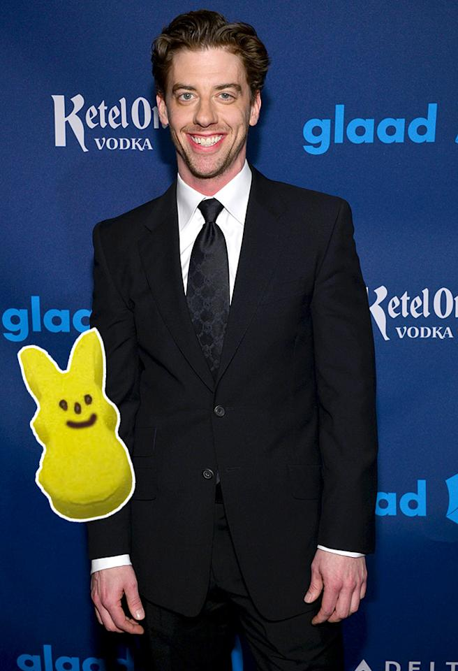 NEW YORK, NY - MARCH 16:  Actor Christian Borle attends the 24th Annual GLAAD Media Awards on March 16, 2013 in New York City.  (Photo by Larry Busacca/Getty Images for GLAAD)