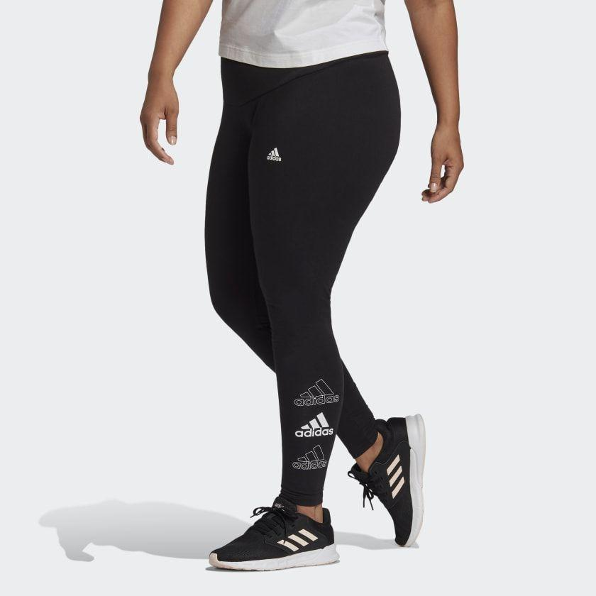 """<p><strong>Adidas</strong></p><p>adidas.com</p><p><strong>$35.00</strong></p><p><a href=""""https://go.redirectingat.com?id=74968X1596630&url=https%3A%2F%2Fwww.adidas.com%2Fus%2Fadidas-essentials-stacked-logo-high-rise-leggings-plus-size%2FGL1370.html&sref=https%3A%2F%2Fwww.seventeen.com%2Ffashion%2Fg30200784%2Fbest-leggings-brands%2F"""" rel=""""nofollow noopener"""" target=""""_blank"""" data-ylk=""""slk:Shop Now"""" class=""""link rapid-noclick-resp"""">Shop Now</a></p><p><a href=""""https://www.adidas.com/us"""" rel=""""nofollow noopener"""" target=""""_blank"""" data-ylk=""""slk:Adidas"""" class=""""link rapid-noclick-resp"""">Adidas</a> has been making quality workout gear for decades and if you've never tried their leggings, it's time to change that. As a fitness brand, they've got everything from compression leggings, to mesh running tights, to lounging-around-the-house leggings. Shop tons of styles in straight and plus sizes on the <a href=""""https://www.adidas.com/us"""" rel=""""nofollow noopener"""" target=""""_blank"""" data-ylk=""""slk:Adidas website"""" class=""""link rapid-noclick-resp"""">Adidas website</a></p>"""