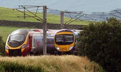 FirstGroup Hit By West Coast Rail Shambles