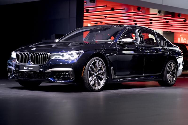 Bmw To Be First Foreign Firm To Test Self Driving Car In China
