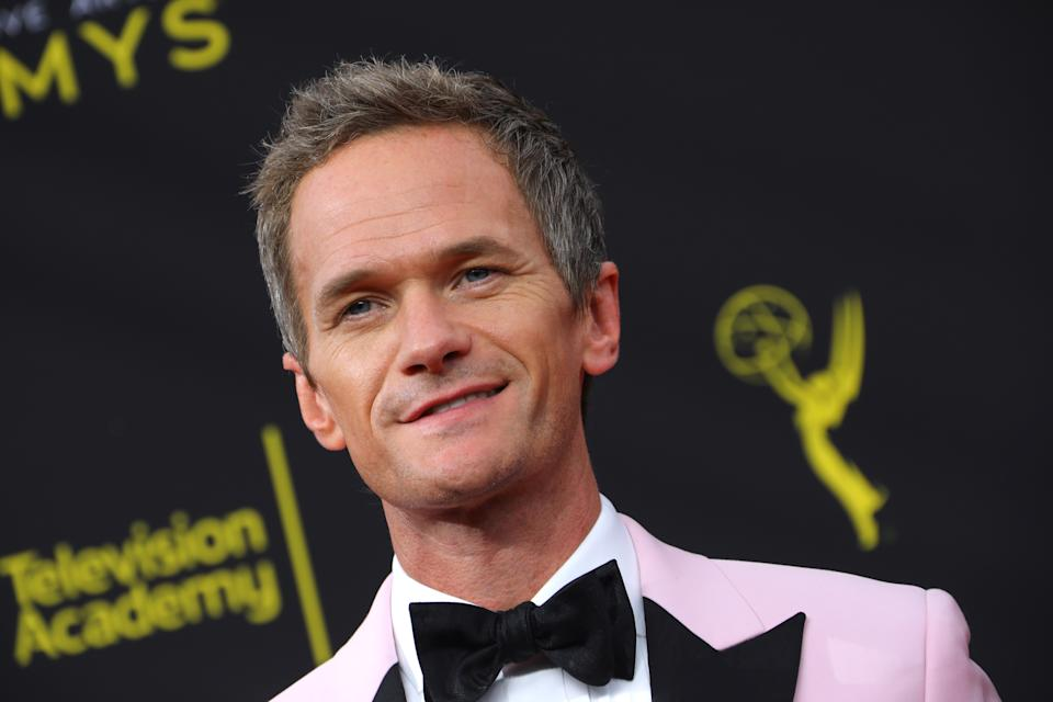 Neil Patrick Harris attends the Creative Arts Emmy Awards on September 15, 2019. (Photo by JC Olivera/WireImage)