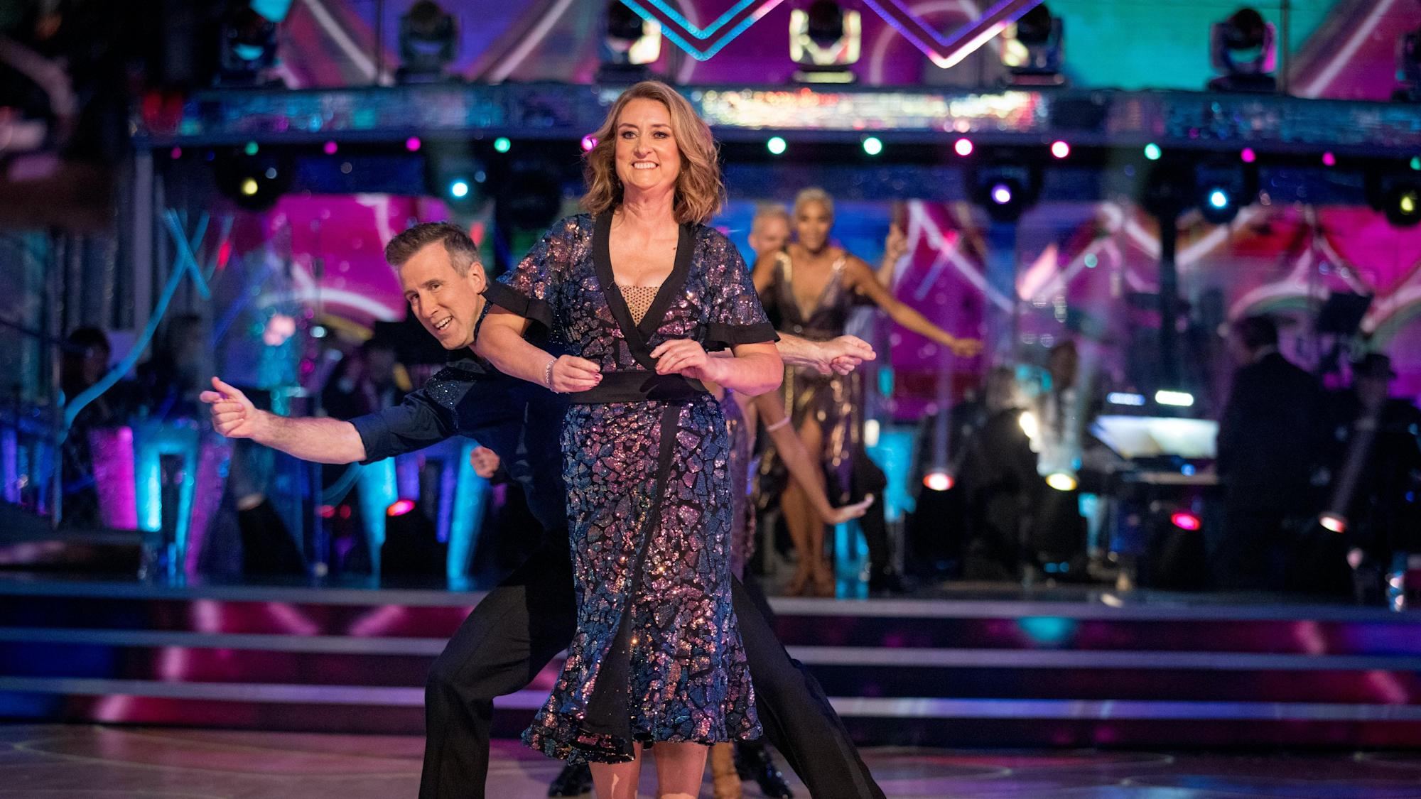 Jacqui Smith: It's so sad that Nicola Adams had to quit Strictly Come Dancing