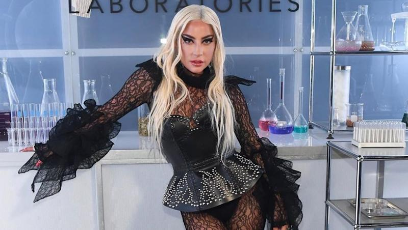 Lady Gaga gets 'entire body' X-rayed after falling off stage with fan