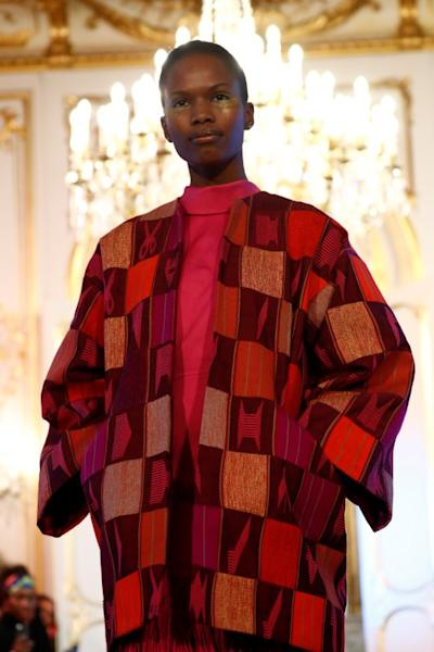 Imane Ayissi Haute Couture Spring/Summer 2020 collection