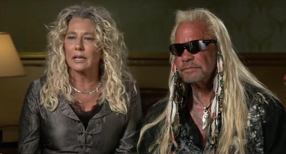 Duane 'Dog' Chapman denies he's racist and that he cheated on a dying Beth. (Photo: Entertainment Tonight)