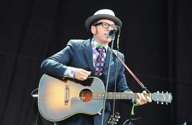 Elvis Costello is to be honoured for services to music (Ian West/PA)