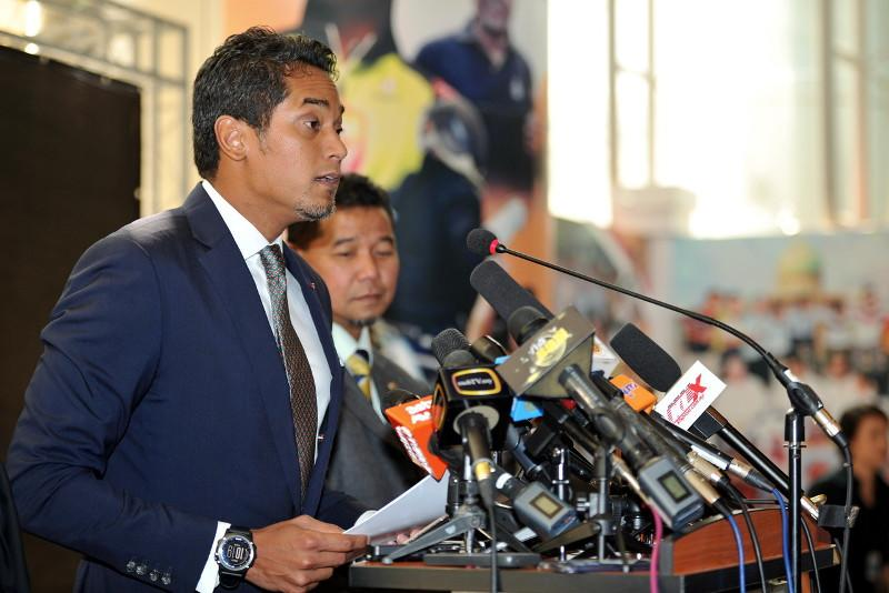 Malaysia might face pensions crisis by 2050, Khairy warns
