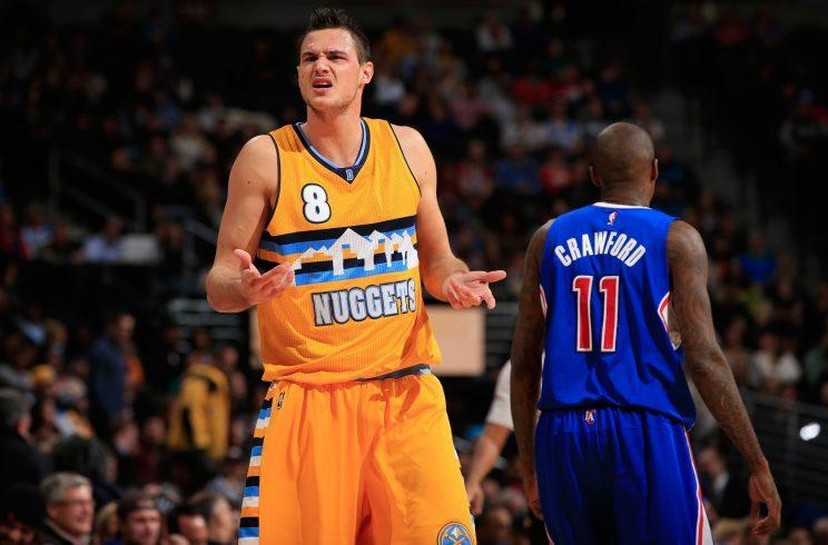 Danilo Gallinari is headed to the Clippers. Jamal Crawford is headed to  Atlanta. Picks are changing hands. (Getty) f04f5081e