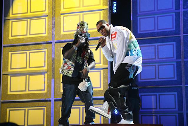 "<p>This hip-hop smash received two Grammy nominations. It lost Best Rap/Sung Collaboration to the Estelle/Kanye West collabo ""American Boy."" It lost Best Rap Song to Lil Wayne's ""Lollipop."" (""Low"" also describes how Flo Rida and T-Pain probably felt on Grammy night.) (Photo: Getty Images) </p>"