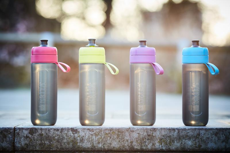 Win a BRITA fill&go drinks bottle