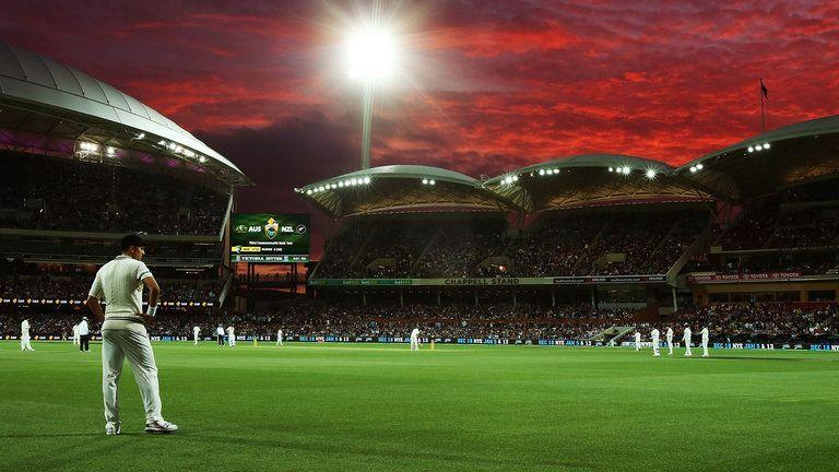 Day Night Test. When the idea of Day-Night Tests came to the fore, speculation and opinion soared in from every nook and corner of the world regarding its viability. While positive views and appreciation flowed in about the experimentation, negative opinions also came in pertaining to tampering with the traditional format of the sport.Nevertheless, Pink-ball Test cricket passed the test of times with players adjusting pretty efficiently to white-clothing international cricket under the lights. From November 2015 till date, there has only been three Day-Night games, but there hasn't been any dearth of excitement surrounding these games.The fourth game has already begun at Edgbaston between England and the West Indies. As we head towards Birmingham, we take you down memory lane through the best moments of the newest version of Test cricket.Being the first ever Day-Night Test, the game required proper advertisement in order to gain popularity. The game between the Trans-Tasman rivals in Australia and New Zealand at Adelaide turned out to be a cliffhanger of an encounter.It was a low-scoring game and both teams fought tooth and nail to get the better of each other. New Zealand were dismissed cheaply for 202 in their first innings. However, Brendon McCullum and co. clawed their way into the game by dismissing the Aussies cheaply for 224 runs.However, the Kiwis let go another chance and stumbled to a total of 208 courtesy Josh Hazlewood's six-wicket haul. With 187 runs for Australia to chase down, the Kiwis fought their heart out, but eventually lost the game by three wickets.