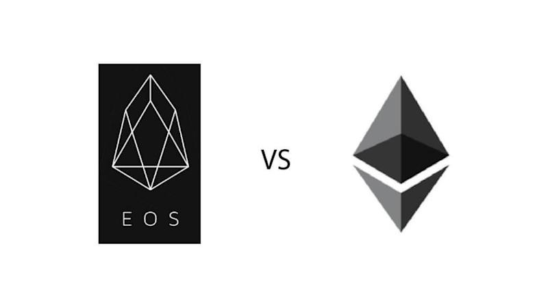 EOS vs Ethereum: A blockchain comparison