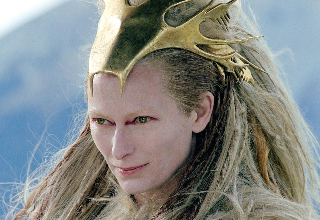 Tilda Swinton/The White Witch – 'Lion Witch and the Wardrobe'