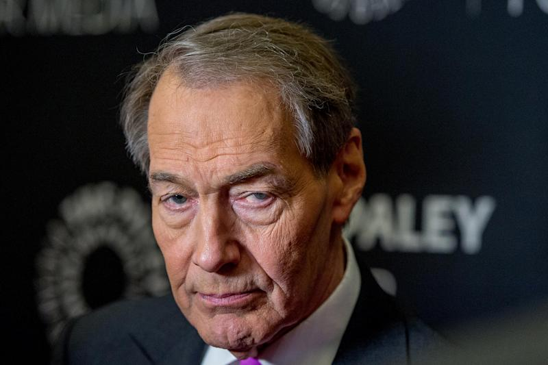 Three CBS Employees Level New Sex Claims Against Charlie Rose