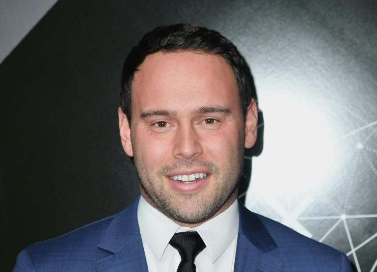 """Music mogul Scooter Braun says he and his family have received """"death threats"""" over his feud with Taylor Swift"""