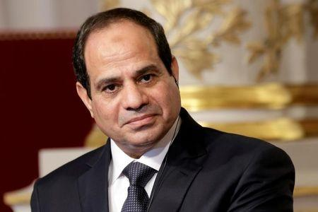 Abdel Fattah al-Sisi Egypt president approves contentious NGO law