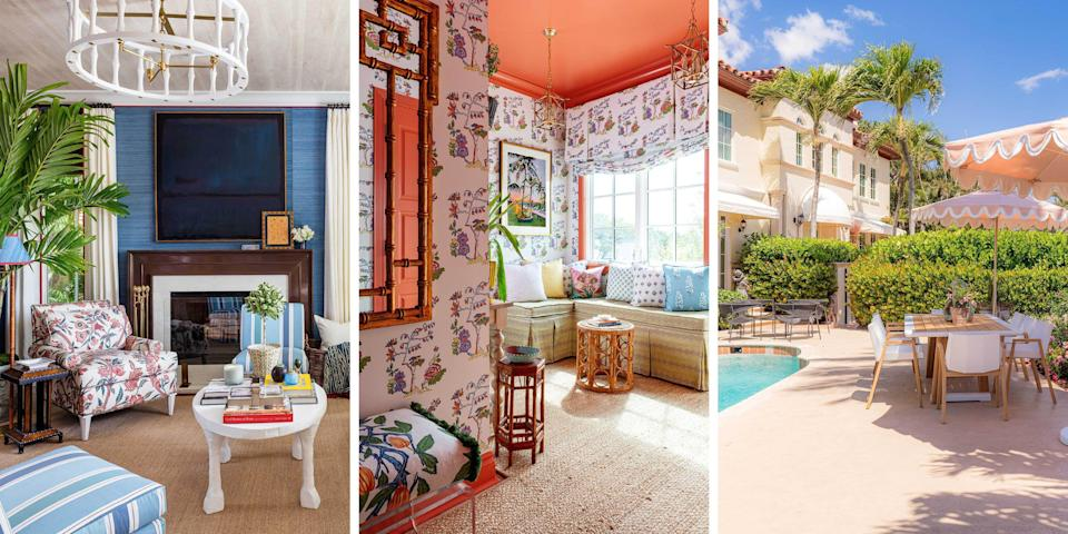 "<p>What happens when 20 top designers join forces to decorate a single house? And what if that renovation has to happen in just a few weeks? Well, that's the setup for this year's Kips Bay Decorator Show House Palm Beach, the fourth iteration of the Florida version of one of the <a href=""https://www.housebeautiful.com/design-inspiration/house-tours/g27334515/kips-bay-showhouse-2019/"" rel=""nofollow noopener"" target=""_blank"" data-ylk=""slk:design world's most famous show houses."" class=""link rapid-noclick-resp"">design world's most famous show houses.</a> This year, twenty designers from across the country descended on a 4,400-square-foot Mediterranean-style villa, and completely transformed it in under three months. This week, it opened for public tours, with all proceeds benefitting the <a href=""https://www.kipsbay.org/"" rel=""nofollow noopener"" target=""_blank"" data-ylk=""slk:Kips Bay Boys & Girls Club"" class=""link rapid-noclick-resp"">Kips Bay Boys & Girls Club</a> in New York and <a href=""https://bgcpbc.org/"" rel=""nofollow noopener"" target=""_blank"" data-ylk=""slk:Boys & Girls Clubs of Palm Beach County."" class=""link rapid-noclick-resp"">Boys & Girls Clubs of Palm Beach County.</a> Not only did this year's designers manage to pull together a comprehensive renovation under COVID-19 restrictions, they created a house full of decorating inspiration and valuable ideas. Read on to see all the rooms—and the best takeaways from each. </p><p><em>In Palm Beach? <a href=""https://www.kipsbaydecoratorshowhouse.org/"" rel=""nofollow noopener"" target=""_blank"" data-ylk=""slk:Purchase tickets to the showhouse ($40 each) here."" class=""link rapid-noclick-resp"">Purchase tickets to the showhouse ($40 each) here. </a></em><br> </p>"