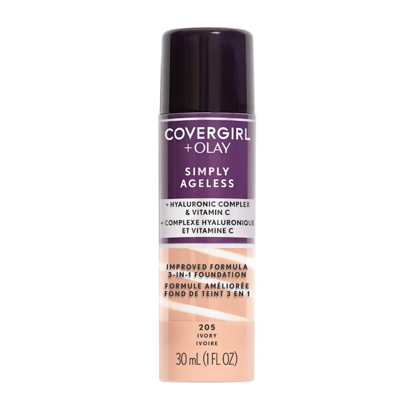 COVERGIRL + Olay - Simply Ageless 3-in-1 Liquid Foundation