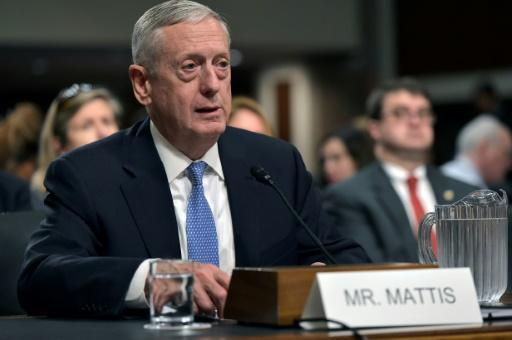 Pentagon chief pick sounds alarm on Russia, China