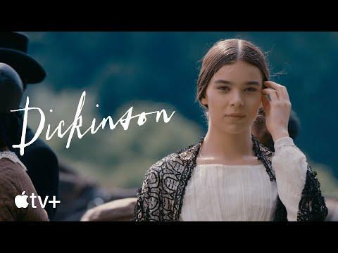 "<p><strong>Played by: </strong>Hailee Steinfeld</p><p>Lit majors everywhere <em>love</em> to tell you that the poet wrote love letters to a woman named Sue, and the AppleTV+ show decided to roll with that and dramatize it! <em>Dickinson</em> is also a great exploration of female genius, which there is <em>not</em> enough of on television. </p><p><a href=""https://www.youtube.com/watch?v=3I1u3_AcEI0"" rel=""nofollow noopener"" target=""_blank"" data-ylk=""slk:See the original post on Youtube"" class=""link rapid-noclick-resp"">See the original post on Youtube</a></p>"
