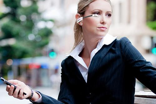 Vuzix Smart Glasses M100 for iPhone and Android to be CES hit, Google Glass fight begins
