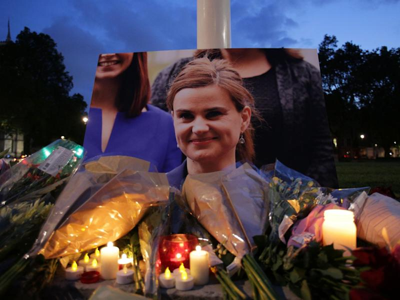 Neo-Nazi Thomas Mair murdered Labour MP Jo Cox in her constituency on 16 June, 2016: AFP