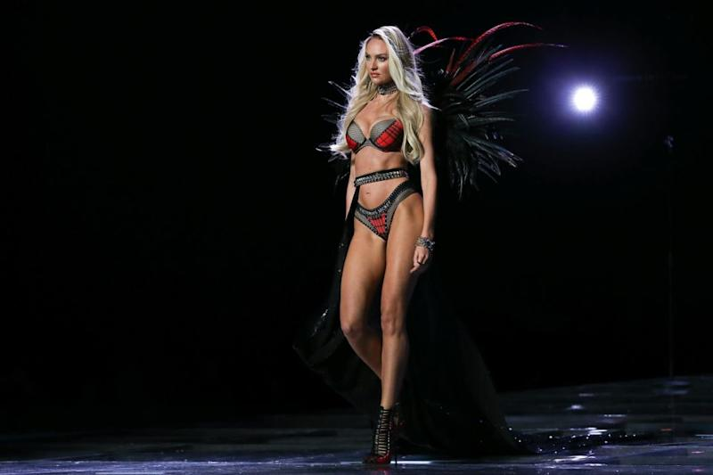 This year's VS show didn't go off without a hitch. Photo: Getty
