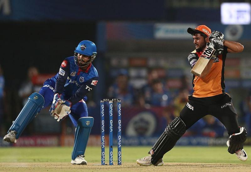 Delhi Capitals will battle Sunrisers Hyderabad in match number 11 of IPL 2020