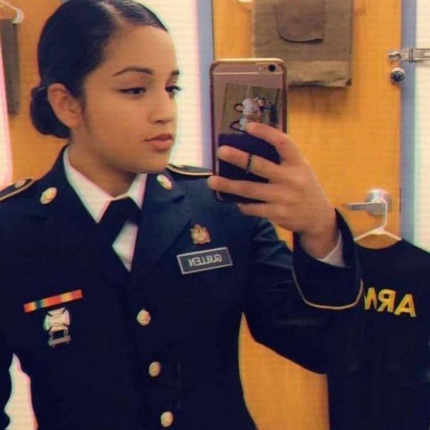 PHOTO: Vanessa Guillen was a 20-year-old Houston native who loved to run. She was a small arms repair soldier at Fort Hood, one of the largest military installations in the country, in Killeen, Texas. (Jocelyn Sierra)