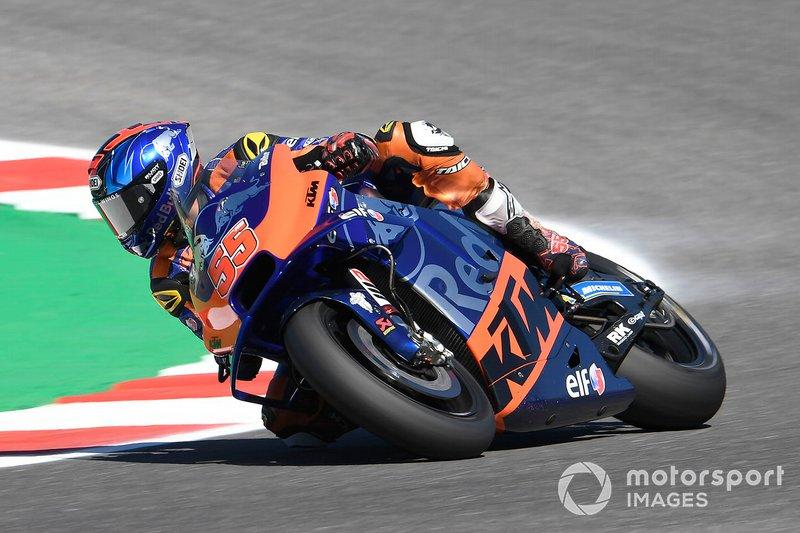 """Hafizh Syahrin, Red Bull KTM Tech 3<span class=""""copyright"""">Gold and Goose / Motorsport Images</span>"""