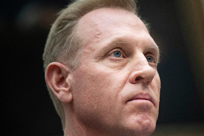 Patrick Shanahan: Trump says his choice for Pentagon chief is out