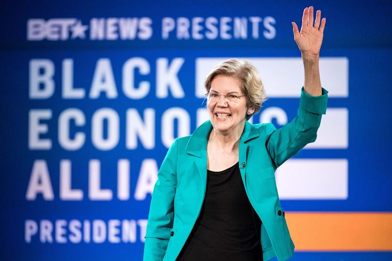 "(Bloomberg) -- Four Democratic presidential candidates are trying to make up ground with black voters by visiting the early primary state of South Carolina this weekend, as they look to chip away at front-runner Joe Biden's edge with a key party constituency.Elizabeth Warren, Pete Buttigieg, Beto O'Rourke and Cory Booker each appeared at the event hosted by the Black Economic Alliance in downtown Charleston. All four highlighted issues such as bridging the racial wealth gap, creating opportunity and emphasizing the legacy of slavery that are important to black voters in South Carolina and nationally.Booker, a New Jersey senator and the only African American among the four, sought to distinguish himself by citing his tenure as mayor of Newark and his personal story growing up in a black family, which he said gave him unique insights when it comes to the concerns of black voters.""This is the great thing about actually having a record as a chief executive of a state's largest city that is majority black,"" Booker, 50, said.Problems affecting the black community are not ""just policy issues to me, they're intimate urgencies every day,"" he told reporters after the forum, which will be broadcast on the BET Network on Sunday. ""When you live in a neighborhood, when you have to have that fear of your own family walking the block.""Backing BidenBooker and the other three Democrats all are struggling in the polls with African Americans, who overwhelmingly back the Democratic front-runner, Vice President Biden. The Charleston forum was an attempt to show an extra effort to court black voters, one week before the annual ""World Famous Fish Fry,"" to be hosted by South Carolina Representative James Clyburn, who said 22 out of 23 Democratic presidential candidates are slated to attend.South Carolina will be the fourth state to vote in the Democratic nominating contest after Iowa, New Hampshire and Nevada. It's the first contest with a predominantly black electorate. A strong showing in the state often has foreshadowed enduring strength nationally with African Americans, an overwhelmingly Democratic constituency that makes up a large share of the party's voters nationwide. The winner in South Carolina has gone on to win the Democratic nomination in four out of the last five contested party primaries.""The primary electorate in South Carolina is comprised of 60% African Americans,"" said Tony Coles, who co-chairs the Black Economic Alliance and is chief executive of the biopharmaceutical company Yumanity Therapeutics. ""This will be one of the most clear cases of who a diverse electorate could support for president.""'Entrepreneurship Gap'""Make no mistake: black voters will determine who sits in the White House,"" said Akunna Cook, the executive director of the Black Economic Alliance.The latest Economist/YouGov national poll of the Democratic field released Wednesday found Biden leading with 26%, followed by Warren with 16%, Vermont Senator Bernie Sanders with 12%, Buttigieg with 8%, California Senator Kamala Harris with 6%, O'Rourke with 3% and Booker with 2%.Among black voters, Biden towers over the pack with 50%, followed by Sanders with 10%. No other contender cracked double digits: Harris held 7% support, Warren and O'Rourke had 4%, while Booker had 2% and Buttigieg had 1%.Warren, a Massachusetts senator, told the crowd that the American dream is out of reach for many African Americans. She outlined a plan to close the ""entrepreneurship gap"" between black and white Americans by setting aside $7 billion for investments in black and other minority-owned businesses.""Why do we have that kind of black-white wealth gap? A big part of it is because of discrimination that was actively fostered by the U.S. government,"" said Warren, 69.Barely RegisteringButtigieg has risen to the top five in national and early state polls, an impressive showing for the 37-year-old openly gay mayor of South Bend, Indiana, who was little-known outside his city before launching his campaign. But he's barely registering with black voters, and has drawn overwhelmingly white crowds to rallies in black areas.Asked why he's having trouble attracting support from black voters, Buttigieg said it's an issue of trust.""A lot of it is because I'm new on the scene and I'm not myself from a community of color,"" he said. ""Black voters I've talk to frankly feel burned and taken advantage of by politicians in both parties."" African Americans feel candidates ""come along with lavish promises, taking your vote for granted, showing up just before the election.""Slavery's LegacyO'Rourke, a former U.S. representative from Texas, said Saturday that tackling racism begins by raising awareness among white Americans about the ugly and enduring legacy of slavery.""When we know the full American story, everyone's going to be able to fully participate in this country's success,"" said O'Rourke, 46. ""You are going to have the consciousness of white Americans that will be awakened to both the injustice and to the opportunity.""Before the candidates took the stage, Clyburn highlighted injustices that black Americans continue to face, from a vast racial wealth gap to unequal access to a quality education and to broadband Internet. He also took aim at one of the Democratic Party's biggest historical achievements, saying it was laced with racism.""The New Deal was a raw deal for many of the communities I represent, mostly across the South,"" Clyburn said, adding that many of the Great Depression program's benefits ""had a little tag on them: white only.""To contact the reporters on this story: Sahil Kapur in Washington at skapur39@bloomberg.net;Emma Kinery in Washington at ekinery@bloomberg.netTo contact the editors responsible for this story: Joe Sobczyk at jsobczyk@bloomberg.net, Max Berley, Ros KrasnyFor more articles like this, please visit us at bloomberg.com©2019 Bloomberg L.P."