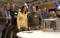 "<p>Married couple <a href=""https://www.yahoo.com/movies/tagged/matt-damon"" data-ylk=""slk:Matt Damon"" class=""link rapid-noclick-resp"">Matt Damon</a> and <a href=""https://www.yahoo.com/movies/tagged/kristen-wiig"" data-ylk=""slk:Kristen Wiig"" class=""link rapid-noclick-resp"">Kristen Wiig</a> get small — literally, as in shrunk down to miniature proportions — in this highly anticipated, star-studded sci-fi comedy from director <a href=""https://www.yahoo.com/movies/tagged/alexander-payne"" data-ylk=""slk:Alexander Payne"" class=""link rapid-noclick-resp"">Alexander Payne</a> (<em><a href=""https://www.yahoo.com/movies/film/the-descendants"" data-ylk=""slk:The Descendants"" class=""link rapid-noclick-resp"">The Descendants</a>, <a href=""https://www.yahoo.com/movies/film/nebraska"" data-ylk=""slk:Nebraska"" class=""link rapid-noclick-resp"">Nebraska</a>, <a href=""https://www.yahoo.com/movies/film/sideways"" data-ylk=""slk:Sideways"" class=""link rapid-noclick-resp"">Sideways</a></em>). (Paramount) </p>"