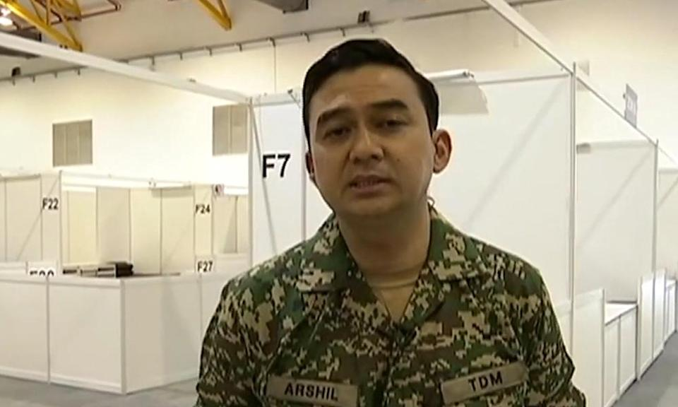 Army general: Lack of coordination, speed are why Covid-19 wave can't be beaten