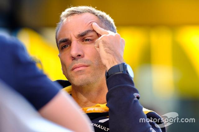 "Cyril Abiteboul, Managing Director, Renault F1 Team <span class=""copyright"">Erik Junius</span>"