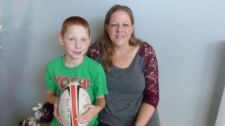 Tackling the big score: son with autism invokes tears with rugby success