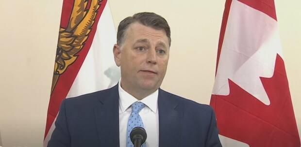 P.E.I. Premier Dennis King says the final decision on lifting the current lockdown will depend on two things: determining the source of the outbreak and seeing signs that it is under control.