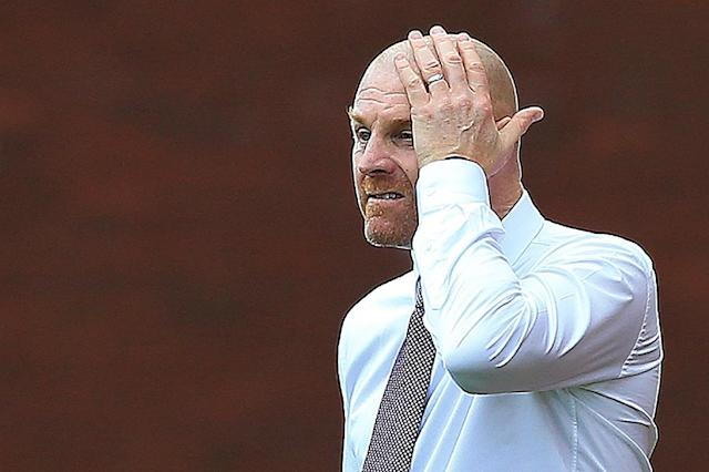 Sean Dyche needs to get Burnley's season back on track after the international break.